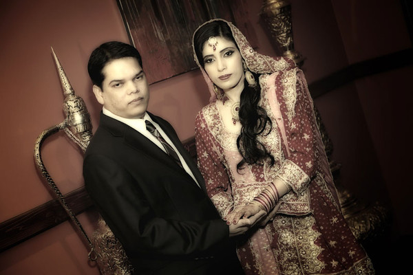 Mansoor and Faiza Wedding