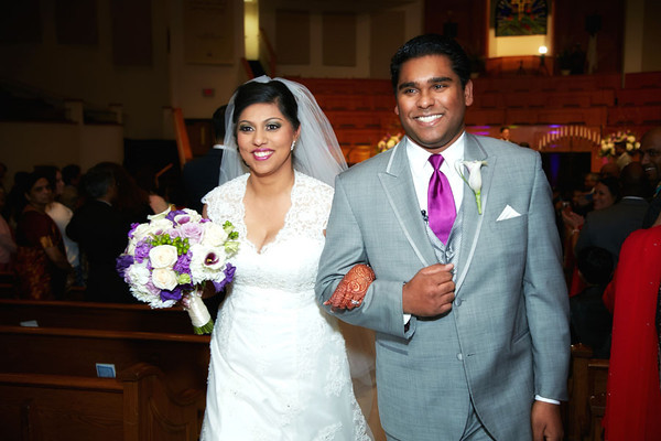 Melanie & Calwin Wedding